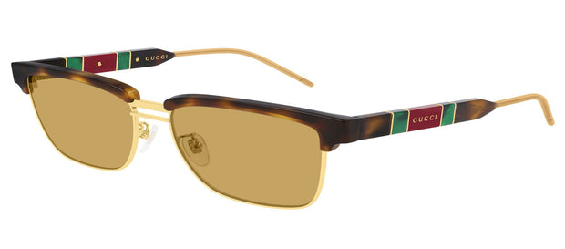 Gucci GG0603S M Rectangular / Square Sunglasses