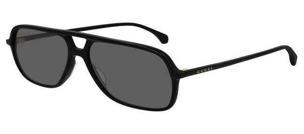 Gucci GG0545S W Aviator Sunglasses