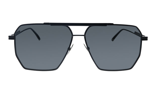 Bottega Veneta BV 1012S 001 Geometric Sunglasses