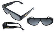 Bottega Veneta BV1027S Shield Sunglasses