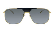 Bottega Veneta BV 1036S 004 Square Sunglasses
