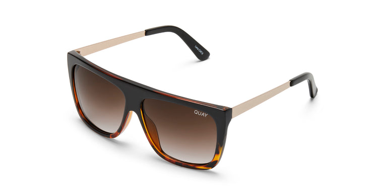 Quay Australia OTL II Shield Sunglasses