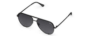 Quay Australia High Key Mini Aviator Sunglasses