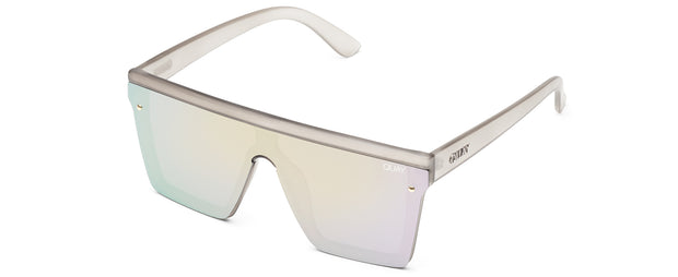 Quay Hindsight Shield Women's Sunglasses