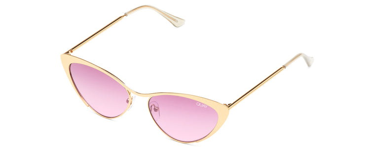 Quay BO$$ Cat-Eye Sunglasses