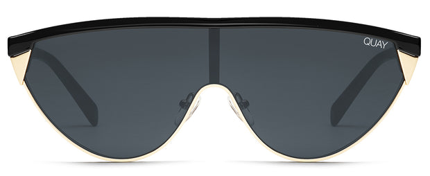 Quay Australia Goldie Shield Sunglasses