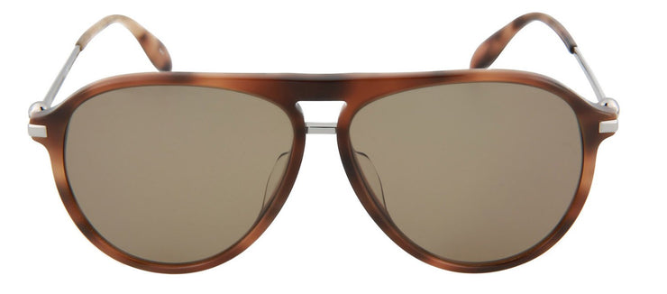 Alexander McQueen AM0156SA-30002585004 Aviator Sunglasses