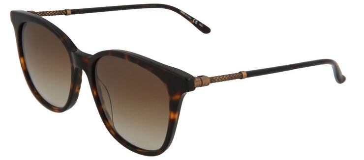 Bottega Veneta BV0132S-30001672002 Square/Rectangle Sunglasses
