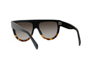 Celine CL 4001IN 5805F Flat Top Sunglasses