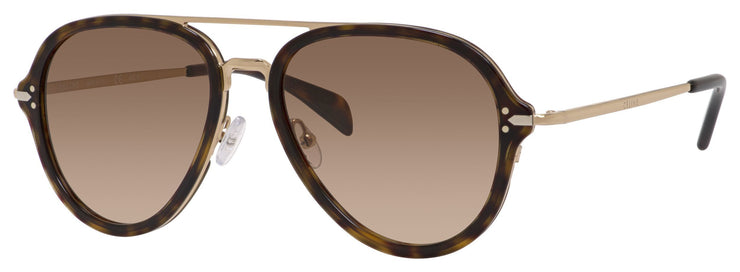 Celine CL 41374/S 0ANT Aviator Sunglasses