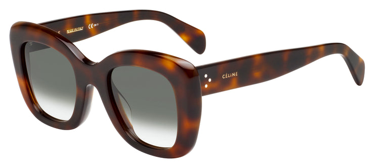 Celine CL 41439FS 005L XM Rectangular Sunglasses
