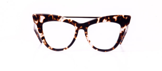 FUBU Frames Empire Black/ Tortoise Cat Eye Eyeglasses