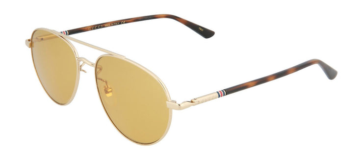 Gucci GG0388SA-30005998004 Aviator Sunglasses