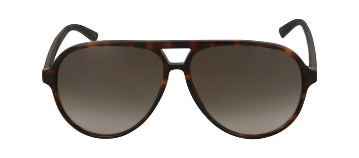 Gucci GG0423S-30005982009 Aviator Sunglasses