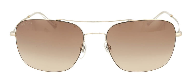 Gucci GG0503S-001 Aviator Sunglasses
