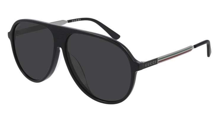 Gucci GG 0829SA 001 Mask Sunglasses