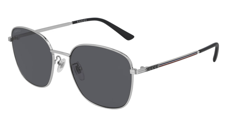 Gucci GG 0837SK 001 Rectangular / Square Sunglasses
