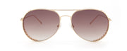 For Art's Sake Links LG2 Aviator Sunglasses