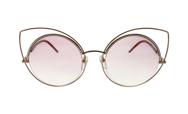 Marc Jacobs Marc 10 TZF Cat-Eye Sunglasses