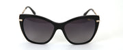 Chopard SCH232S Black Wayfarer Sunglasses