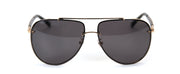 Chopard SCHC28 Rose Gold Aviator Sunglasses