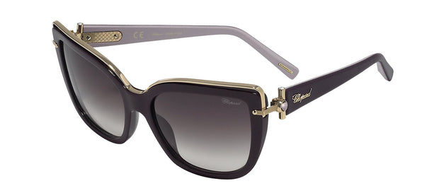 Chopard SCHC80S 09FD Cat Eye Sunglasses