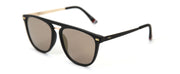 Fila SF9341 Matte Black Round Sunglasses