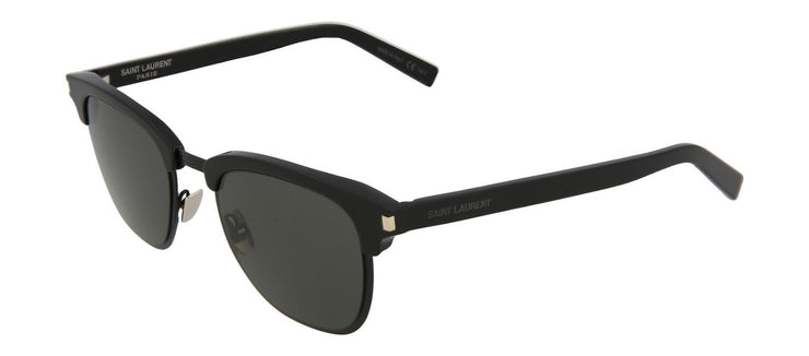Saint Laurent SL108SLIM-30001170001 Round/Oval Sunglasses