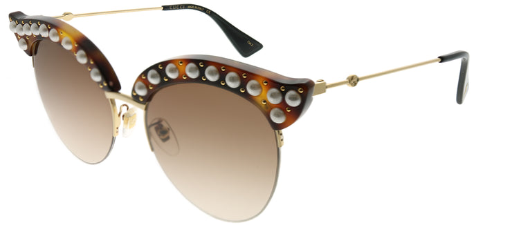 Gucci GG 0212S Fashion Sunglasses