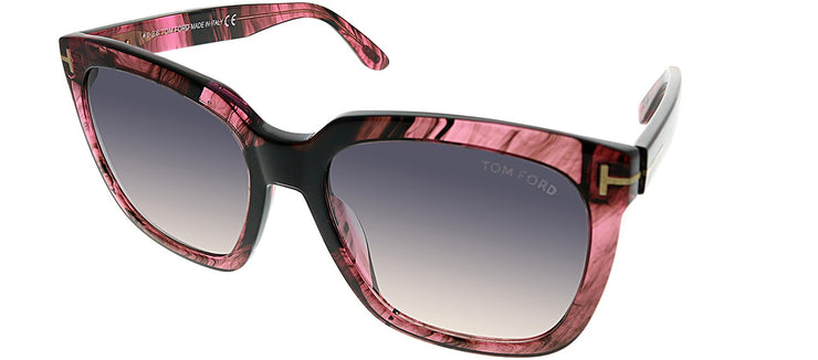 Tom Ford FT 0502 74B Square Sunglasses