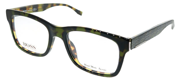 Hugo Boss BOSS 0641 Rectangle Eyeglasses