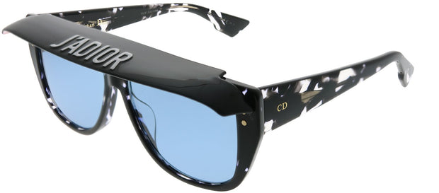 CD DiorClub2 9WZ KU Rectangle Sunglasses