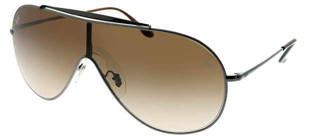 Ray-Ban Wings RB 3597 Shield Sunglasses
