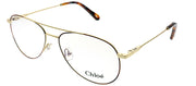 Chloe CE 2137 Aviator Sunglasses