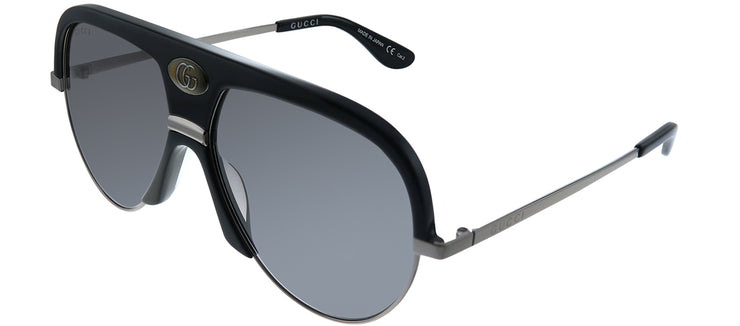 Gucci GG 0477S Aviator Sunglasses