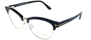 Tom Ford FT 5471 Oval Eyeglasses