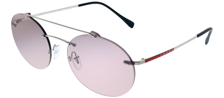 Prada Linea Rossa Lifestlye PS 56TS Oval Sunglasses