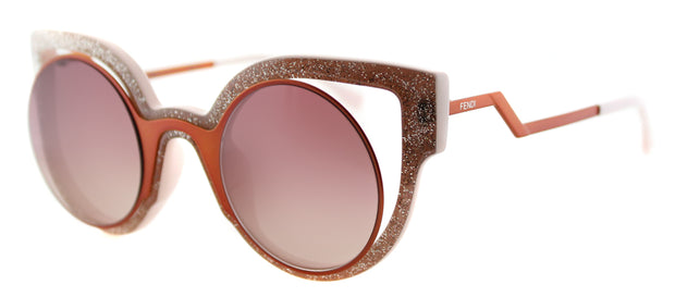 Fendi Paradeyes FF 0137 Cat-Eye Sunglasses