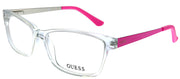 Guess GU 2538 Rectangle Eyeglasses