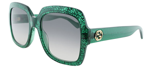 Gucci GG 0036S Square Sunglasses