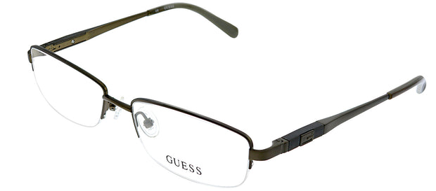 Guess GU 1816 Semi-Rimless Eyeglasses