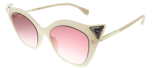 Fendi Irida FF 0357/G Cat-Eye Sunglasses