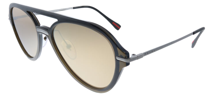 Prada Linea Rossa PS 04TS Aviator Sunglasses