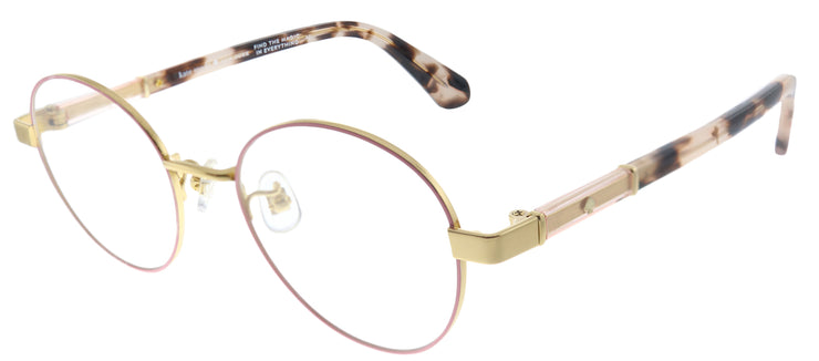 Kate Spade Low Bridge Fit Jaelyn/F Round Eyeglasses