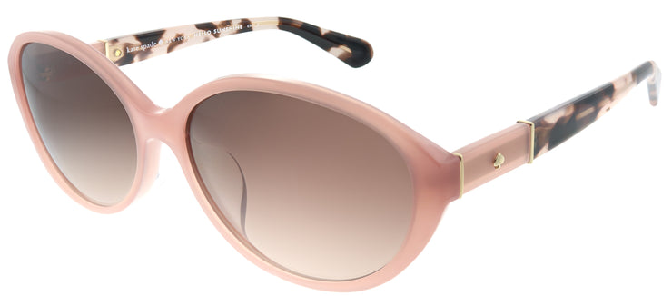 Kate Spade Low Bridge Fit Catrine/F/S Oval Sunglasses