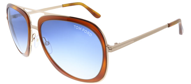 Tom Ford Sam TF 469 Aviator Sunglasses