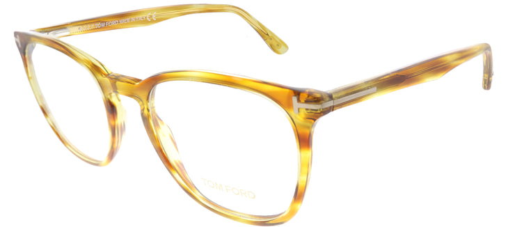 Tom Ford FT 5506 Square Eyeglasses