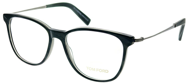 Tom Ford FT 5384 Square Eyeglasses