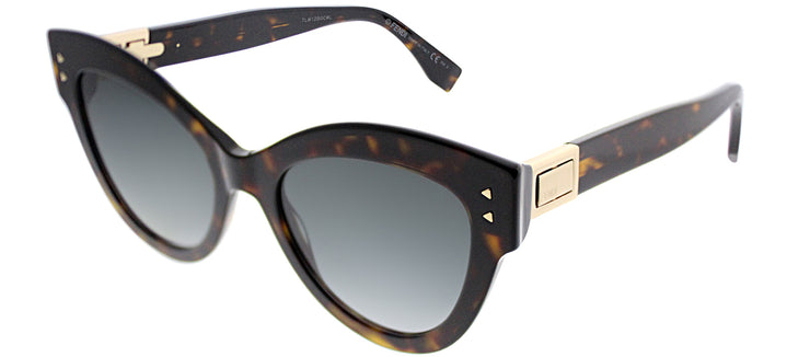 Fendi Peekaboo0266 Cat-Eye Sunglasses