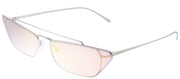 Prada PR 64US Cat-Eye Sunglasses